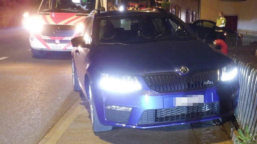 Kurznachrichten: Sturzbetrunken, Auto gestohlen, Stilllegung