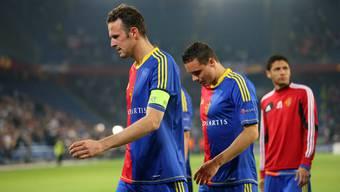 Der FC Basel empfängt Chelsea im Europa-League-Halffinal