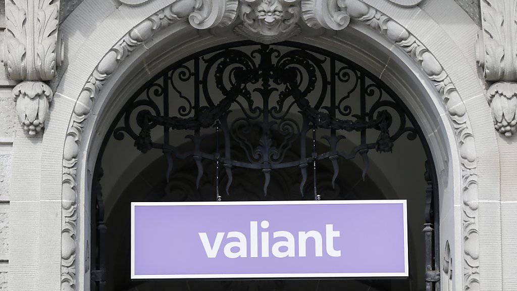 Die Bank Valiant hat im ersten Semester 2017 einen höheren Konzerngewinn erzielt und das Zinsergebnis gehalten.