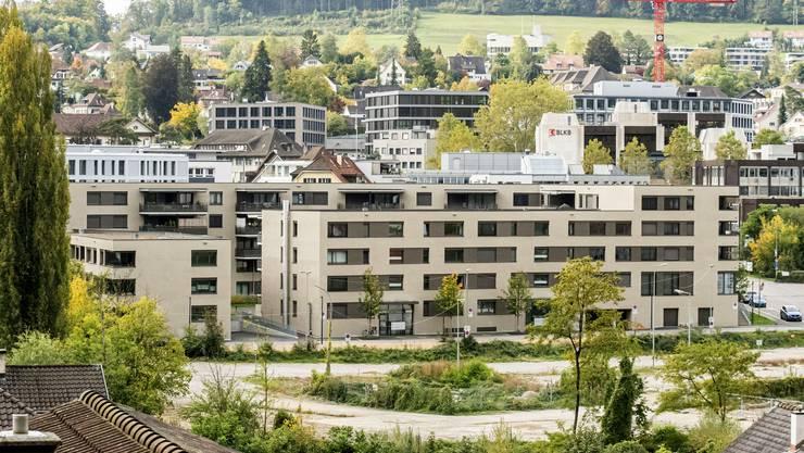 Negativ: Die Liestaler Überbauung Weierweg gilt als 08/15-Bau.