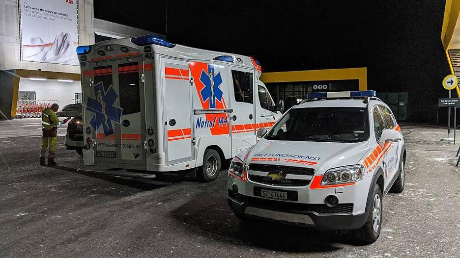 Vier Verletzte bei Sesselbahn-Absturz auf Stoos