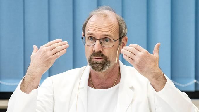 Peter Steiger.