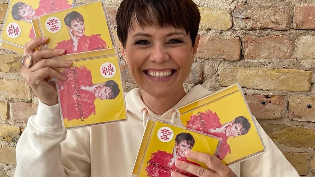 Herzfarben von Francine Jordi auf Platz 1