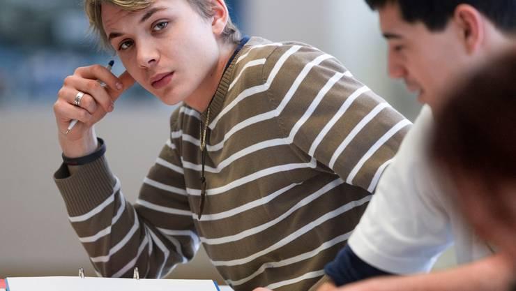 Über 50% der Stadtzürcher Schüler sind noch auf der Suche nach einer Lehrstelle. (Symbolbild)