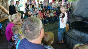 Kinderfest des Elternclub Mikado in Geroldswil