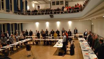 Kann die FDP in den sauren Apfel beissen und sich hinter den gemeinderätlichen Antrag von 115 Prozent stellen?