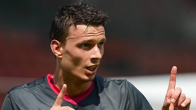 Petar Sliskovic wechselte am 3. Februar definitiv zum FCA.