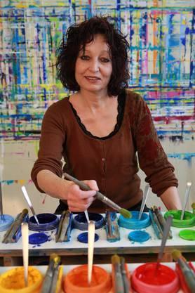 Doris Gnägi, dipl. Kunsttherapeutin ED, Klinische Heilpädagogin