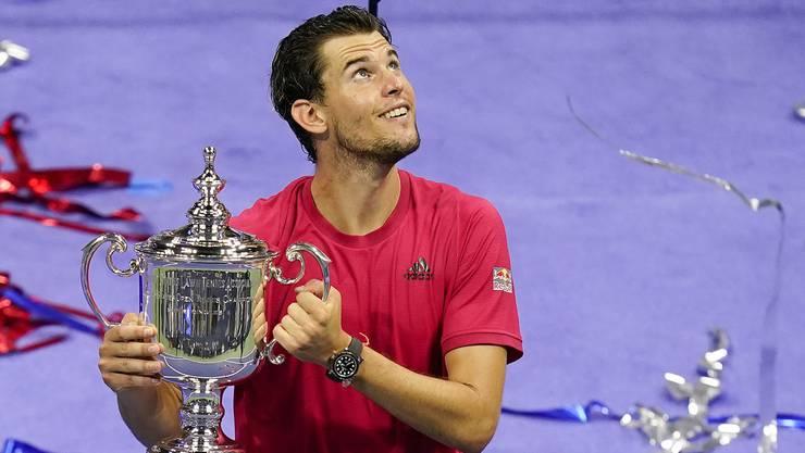 Dominic Thiem gewinnt die US Open.