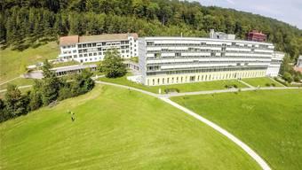 Klinik Barmelweid in Erlinsbach AG.