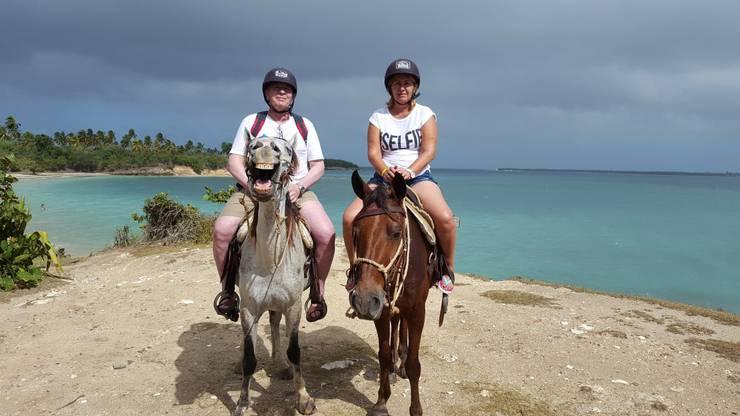 Adrian Sulzer ziehts mit Frau Barbara nach Kuba.