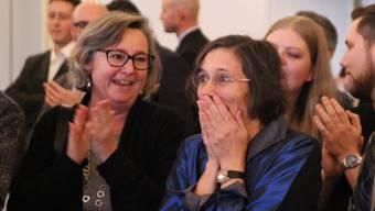 Opposition statt Kandidatur: Basta-Co-Präsidentin Heidi Mück (rechts) wird dieses Jahr nicht noch einen Versuch starten, in die Basler Regierung zu kommen.