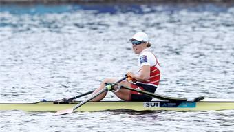 Welt- und Europameisterin Jeannine Gmelin sagt zur aktuellen Situation: «Ich muss zuerst einmal Luft holen.»