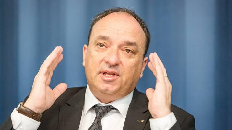 Diese Aargauer Politiker sind für das neue Geldspielgesetz: Markus Dieth (CVP-Regierungsrat)