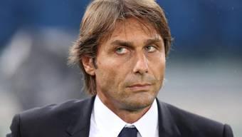 Italiens Nationaltrainer Antonio Conte liebäugelt mit einem Engagement bei Chelsea