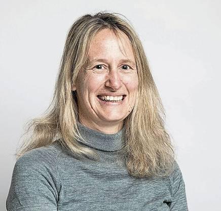 Yvonne Keller (Schafisheim), die Kandidatin der GLP.