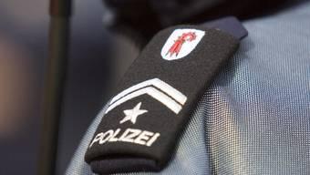 Die Polizei hat den Raser angehalten (Archiv)