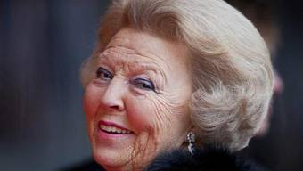 Ihr Konterfei wird auf eine Euromünze geprägt: Königin Beatrix