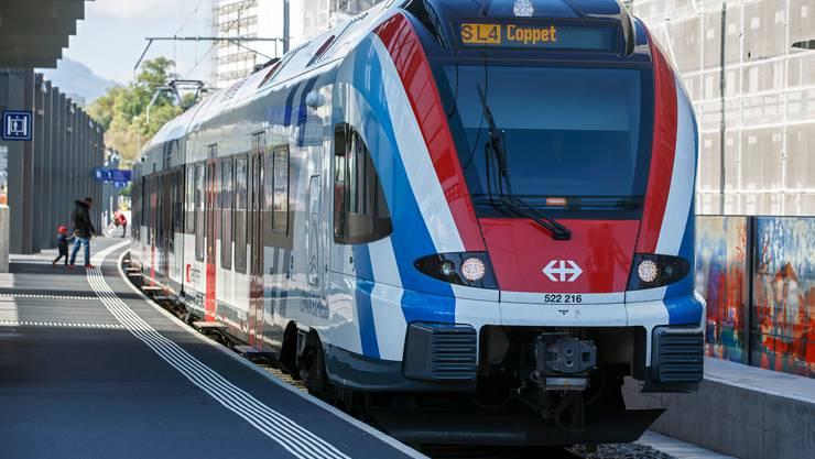 Der S-Bahn-Typ Flirt der SBB soll ersetzt werden.