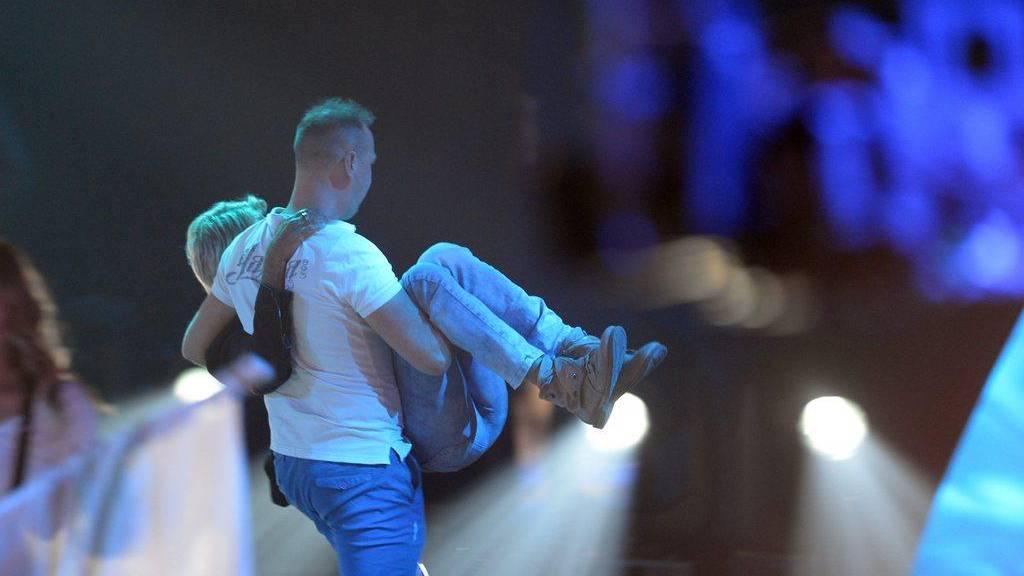 Matthias Reim: Kollaps bei Beatrice-Egli-Show