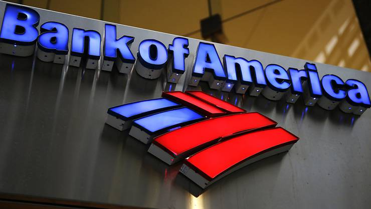 Bank of America steigert den Gewinn auf 6,9 Milliarden Dollar. (Archiv)