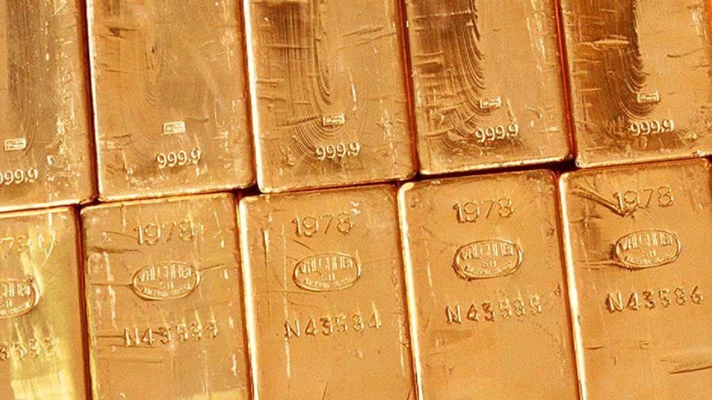 Mit insgesamt 20 Goldbarren im Enddarm wurden zwei Schmuggler auf Sri Lanka erwischt. (Symbolbild)