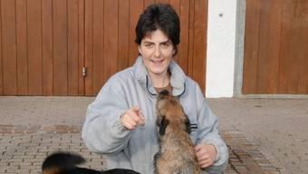 Sandra Gloor wartet noch immer auf eine Baubewilligung. (to)