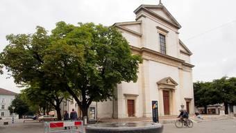 Statt 500 000 Franken will der Stadtrat noch 450 000 Franken an die Renovation der Stadtkirche bezahlen – diesmal neu zweckgebunden.