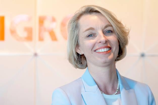 Migros-Präsidentin Ursula Nold.