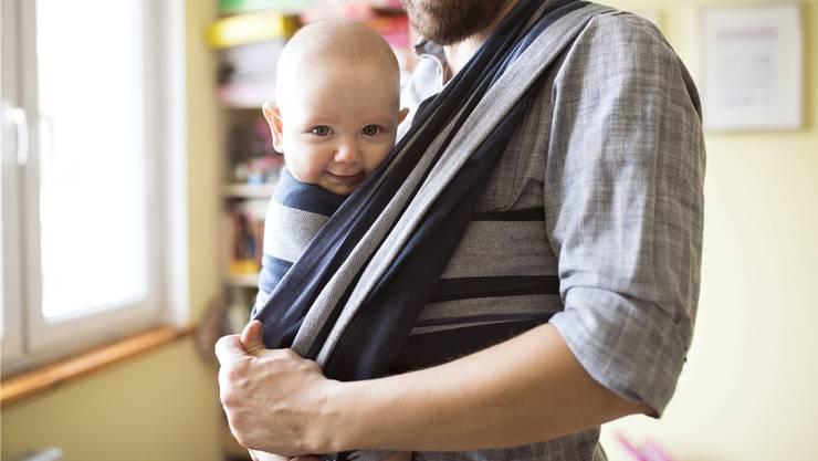 Der Kanton habe keine Kompetenzen, eine Elternzeit bei privaten Arbeitgebern einzuführen, so Brutschin. Symbolbild: Imago