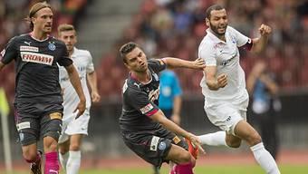 Der FC Zürich gewinnt das erste Zürcher Derby der Saison