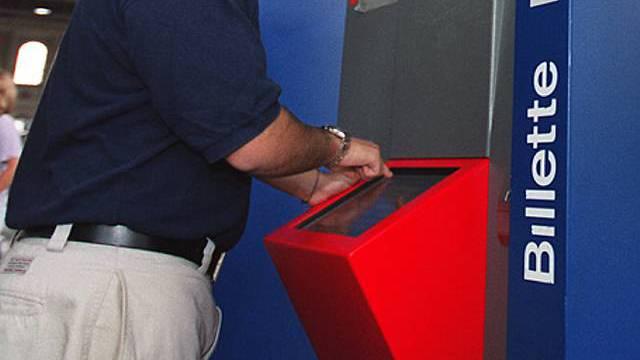 Die SBB wird viele Billettautomat wohl nicht ersetzen, wenn diese ihre Lebensdauer erreicht haben. (Archiv)