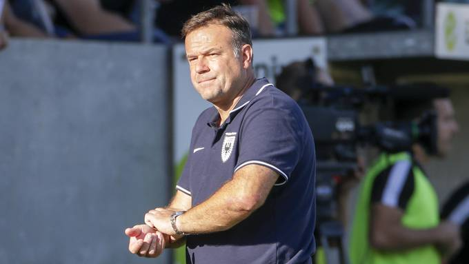 FCA-Coach Patrick Rahmen