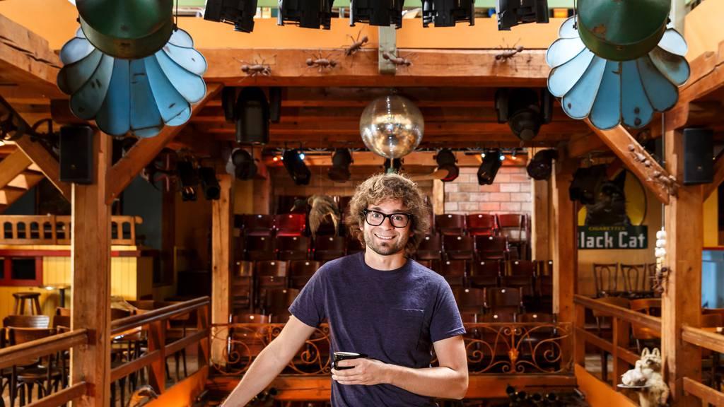 Kann's kaum erwarten: Mühle Hunziken-Chef Chrigu Stuber