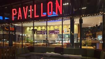 Restaurant Pavillon Olten