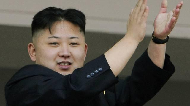 Nordkoreas Machthaber Kim Jong Un stellt die Welt vor ein Rätsel (Archiv)