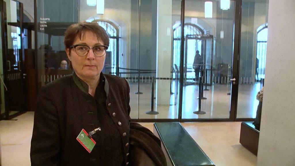 SVP gibt Franziska Roth eine letzte Chance