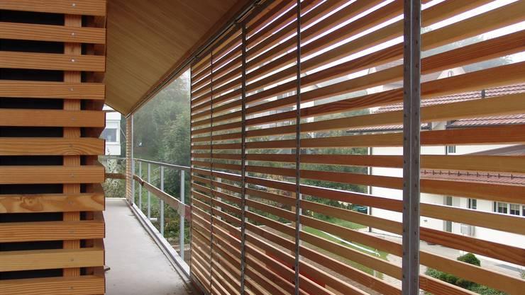 Im Kanton Solothurn werde bereits viel zur Förderung von Holzbauten unternommen, sagt die Regierung. Symbolbild/az