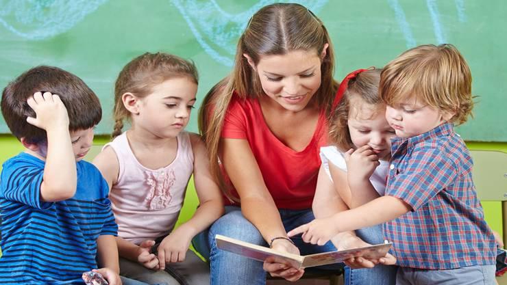 Mundart bremst fremdsprachige Kinder bei der Entwicklung ihrer Deutsch-Kenntnisse (Symbolbild)