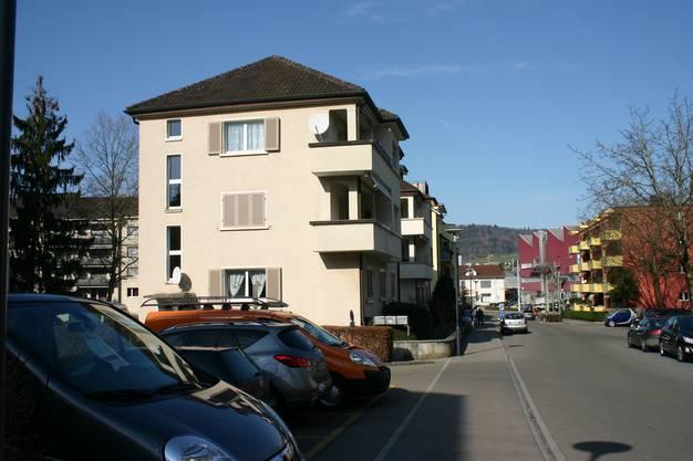 Auch diese Gebäude sollen durch eine Blockrand-Bebauung ersetzt werden