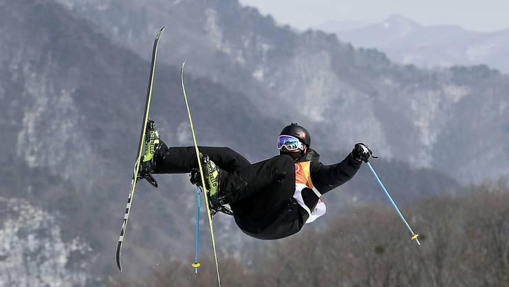 Andri Ragettli gewann in Calgary seinen zweiten Slopestyle-Weltcup in dieser Saison