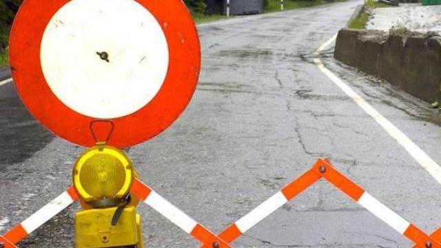 Gemeinde Wallbach wehrt sich gegen Strassensperrung (Symbolbild)
