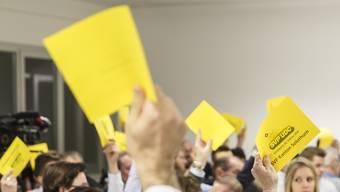 Die SVP Olten sagt Nein zur Kulturfachstelle. (Symbolbild)