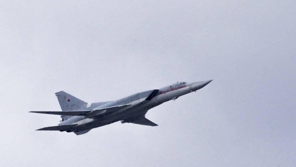 Drei Tote bei Absturz von russischem Langstreckenbomber