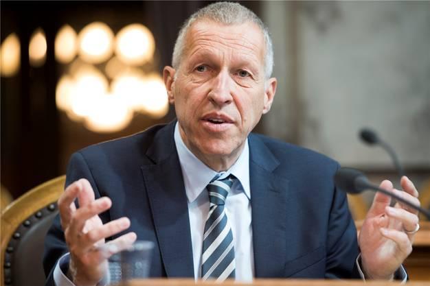 Konrad Graber: CVP-Ständerat (LU), sitzt seit 2011 mit Keller-Sutter in der Wirtschaftskommission und der Sozialkommission.