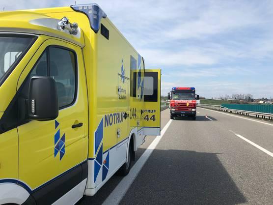 Der 24-jährige Pannenhelfer wurde angefahren und verstarb im Spital.