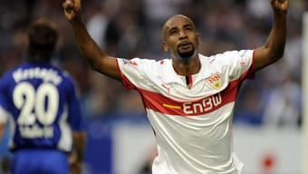 Gomez-Ersatz Cacau brachte den VfB in Führung