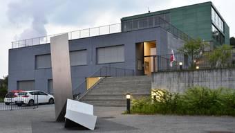 Die Gemeindeverwaltung in Starrkirch-Wil.