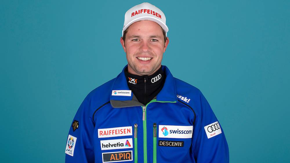 Beat Feuz gewinnt Super G in St. Moritz