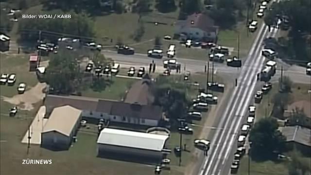Kirchen-Massaker in Texas